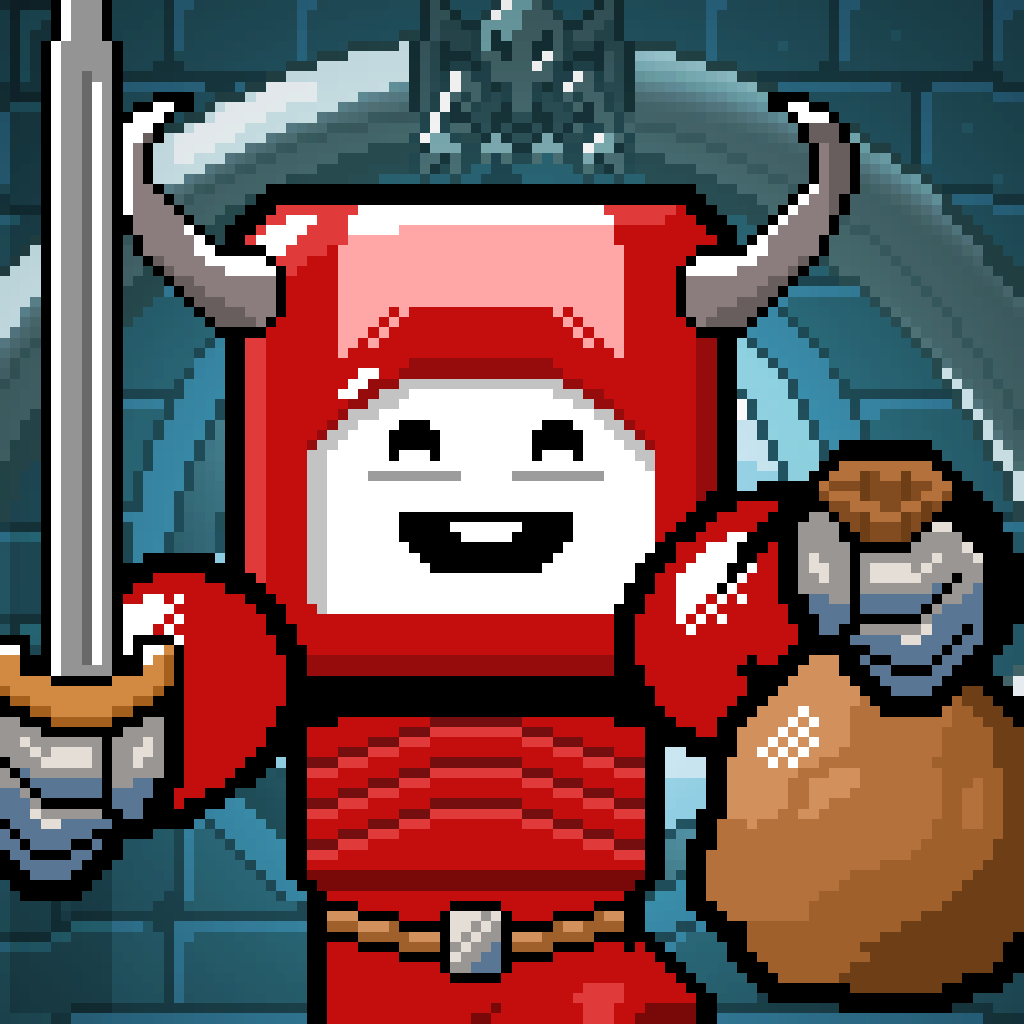 Glue Knight iOS